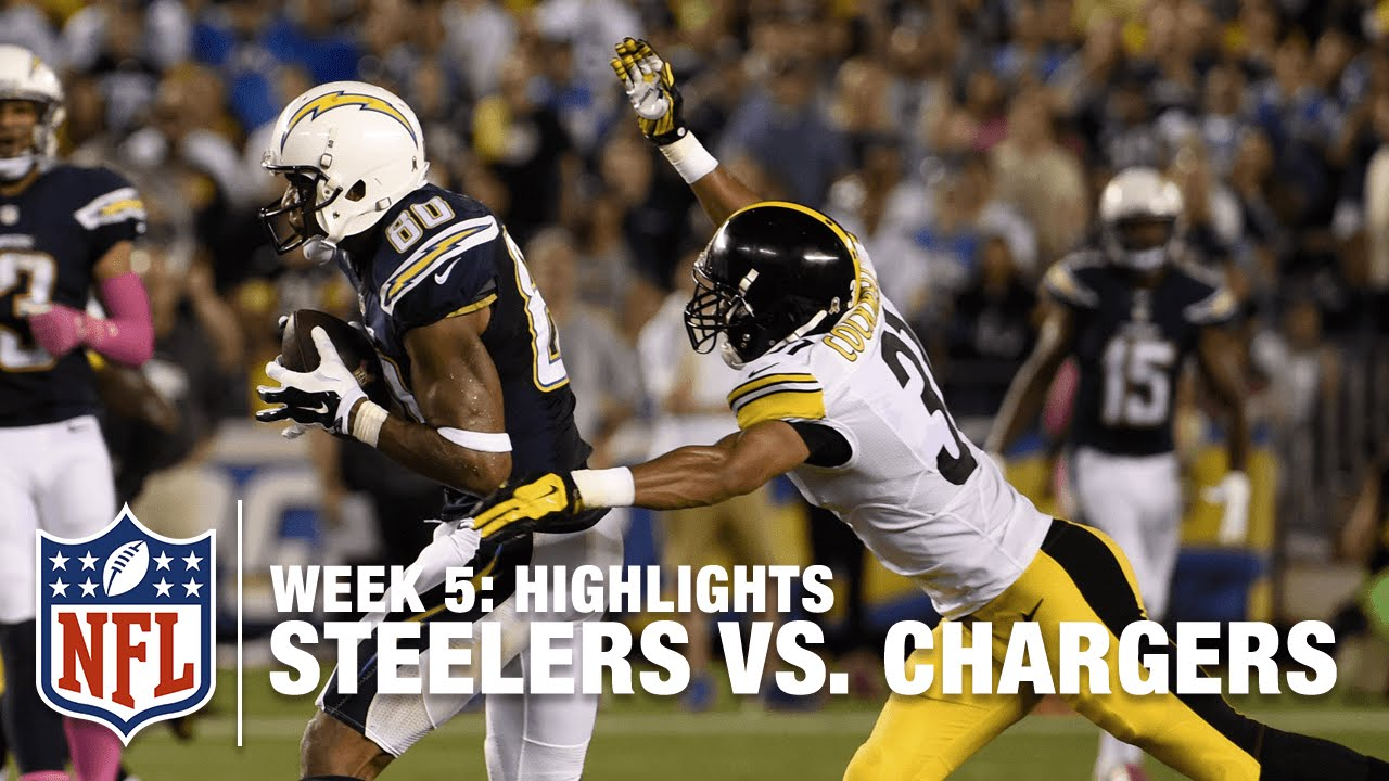 Philip Rivers College Highlights >> Steelers-Chargers Preview - NFL - Are You Watching This?!
